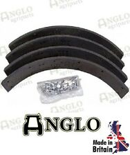 Massey Ferguson TE 20 TEA 20 TEF 35 135 230 240 250 Brake Lining Kit UK MADE MF