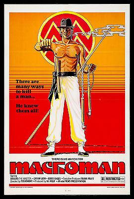 Macho Man Film