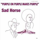 Purple On Purple Makes Purple by Sad Horse (Vinyl, Aug-2012, Water Wing Records)