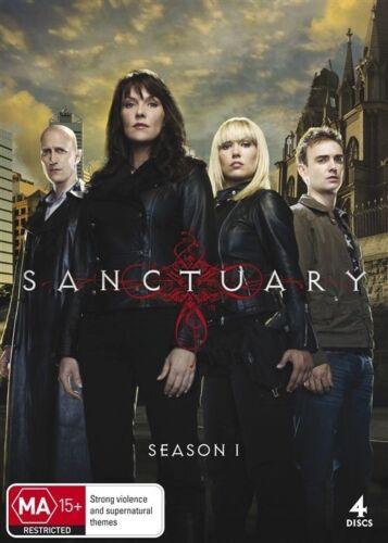 1 of 1 - Sanctuary : Season 1 (DVD, 2009, 4-Disc Set) Region 4 NEW SEALED