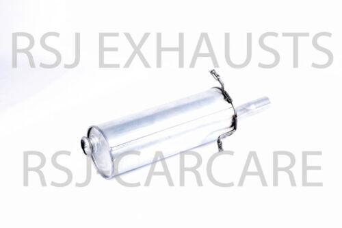 1.6 HDi Diesel 2004-05-/> N68 EXHAUST SILENCER CITROËN XSARA PICASSO