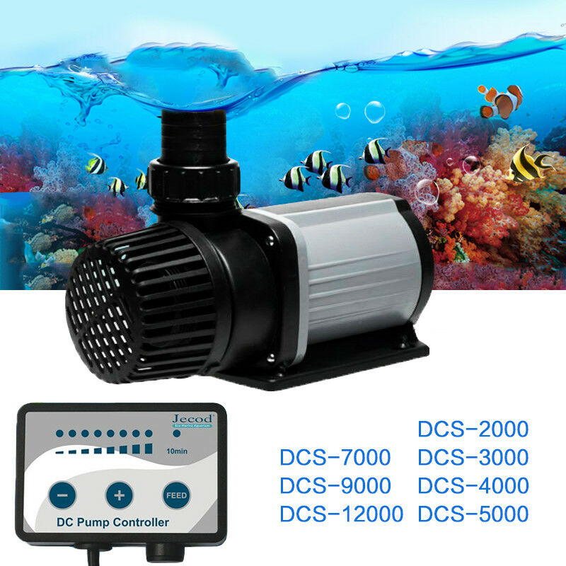 Jebao DCS Series Water Pump Mute Variable Frequency Pump Submersible Water Pumps