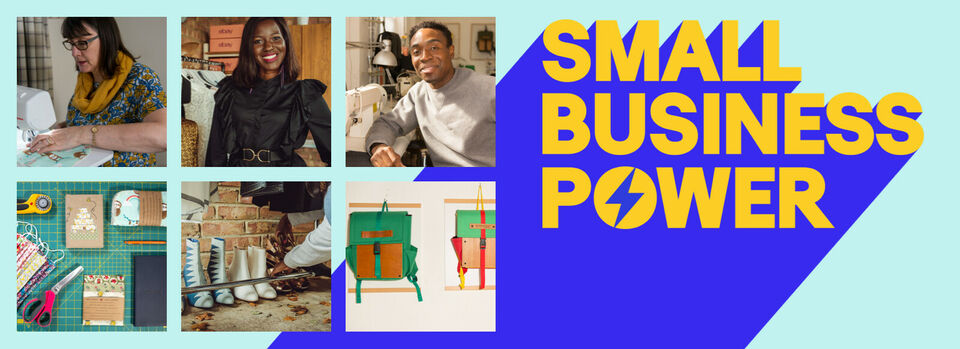 Shop now - Discover the power of small businesses