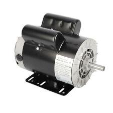 5hp Spl Air Compressor Duty Electric Motor 56 Frame 3450 Rpm Single Phase