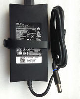 Genuine Dell 130w 19.5v Pa-4e Laptop Power Charger La130pm121 Da130pe1 Vjch5