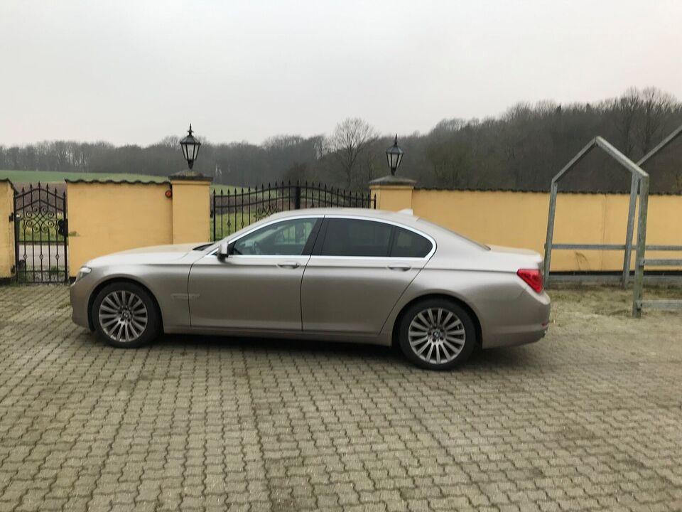 BMW 740d, 3,0 xDrive Steptr., Diesel