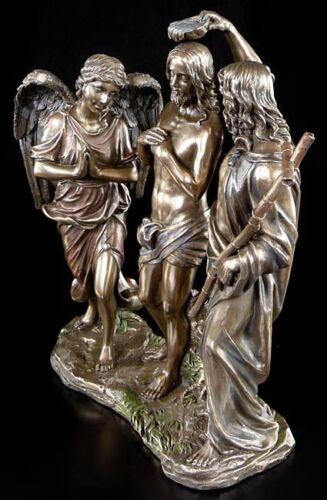 Sansovino Heiligen Statue Johannes der Täufer Taufe Jesu Veronese nach A