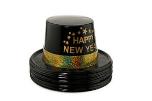 24pk NEW YEARS EVE 2019 Party Hats Party Favors ...