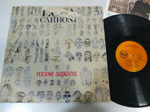 Luca-Carboni-Persone-Schlaeft-Rca-1989-Spain-Edition-LP-vinyl-12-034-G-VG