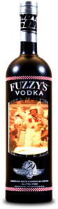 1961-Indianapolis-500-Winner-AJ-Foyt-Commemorative-Fuzzy-039-s-Vodka-Empty-Bottle