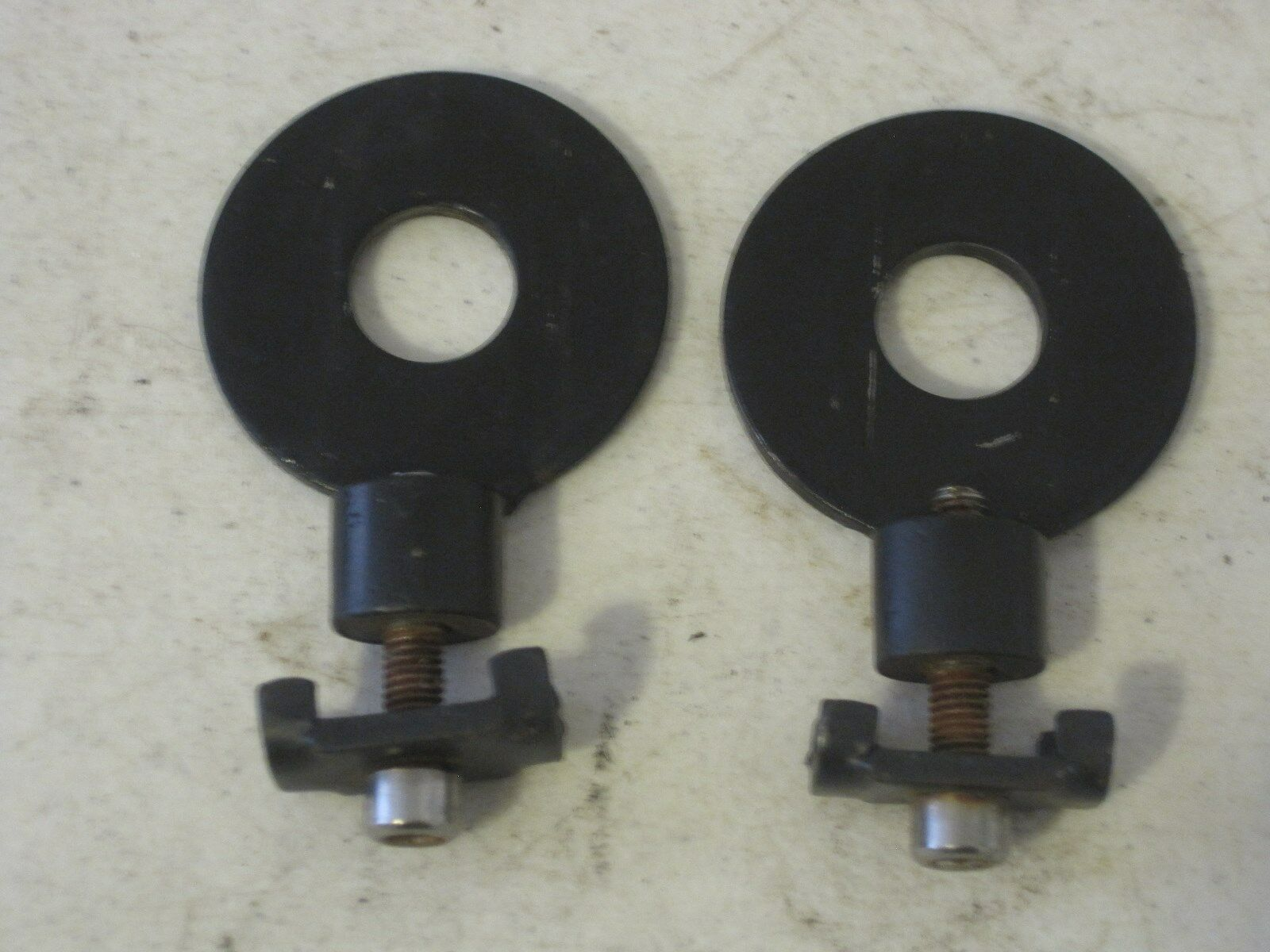 GT Dyno 14mm bmx chain tensioners rare old mid school freestyle Dave Voelker