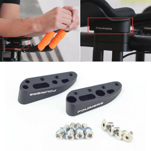 New Fouriers TT Handlebar Spacer Stack Height Stackers Trinity Aerobar For GIANT