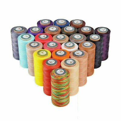 Wholesale Disc 170m//186yd Linhasita 12 WAXED POLYESTER 1MM cord spool thread