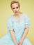 Lane-Bryant-Ruffle-Sleeve-Lace-Swing-Dress-Womens-Plus-16-20-22-Iced-Aqua-1x-2x thumbnail 5