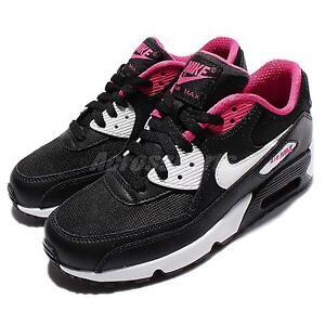 black and pink nike air max 90