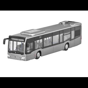 el mas reciente Mercedes Mercedes Mercedes Benz Bus Citaro Híbrido Plata Rietze 1 87 Nuevo Emb. Orig.  mejor moda