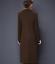 Long Double Fit uld Slim Lapel Kvinder Breasted Blend Chic Mid Coat Windbreaker q6wnB