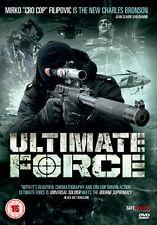 DVD:ULTIMATE FORCE - NEW Region 2 UK