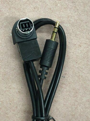 Alpine CDA-7897 CDA-7930 CDA-7939 CDA-7940 CDA-7941 Ai-Net 3.5mm Aux Input Cable