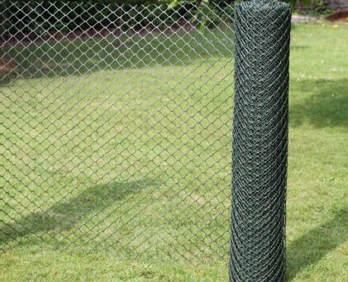 Zaun Gartenzaun Kunststoffzaun Gitterzaun Bauzaun HaGa® 50m Länge x 1,50m Höhe
