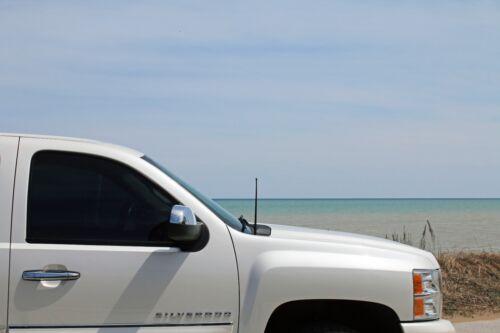 "FITS ALL-TERRAIN 13/"" RUBBER ANTENNA MAST 2007-2017 Jeep Patriot MK"