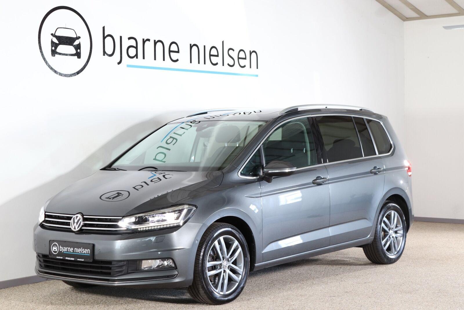 VW Touran 2,0 TDi 190 Highline DSG