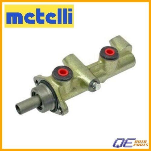 Mercedes R107 W126 380SE 380SEC 380SEL 500SEL Metelli Brake Master Cylinder