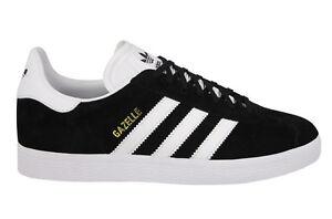 adidas gazelle bianche e nere