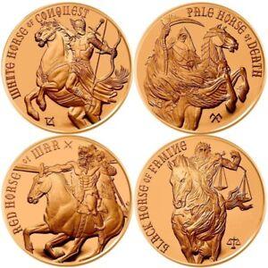 Four-Horsemen-Of-The-Apocalypse-Series-1-oz-999-Pure-Copper-BU-Round-s