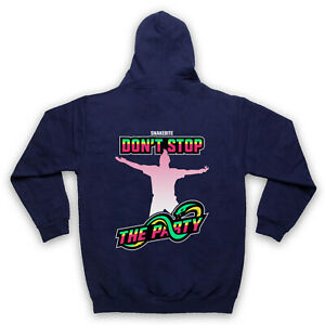 DON/'T STOP THE PARTY SNAKEBITE DARTS ENTRY MUSIC SNAKE ADULTS KIDS HOODIE