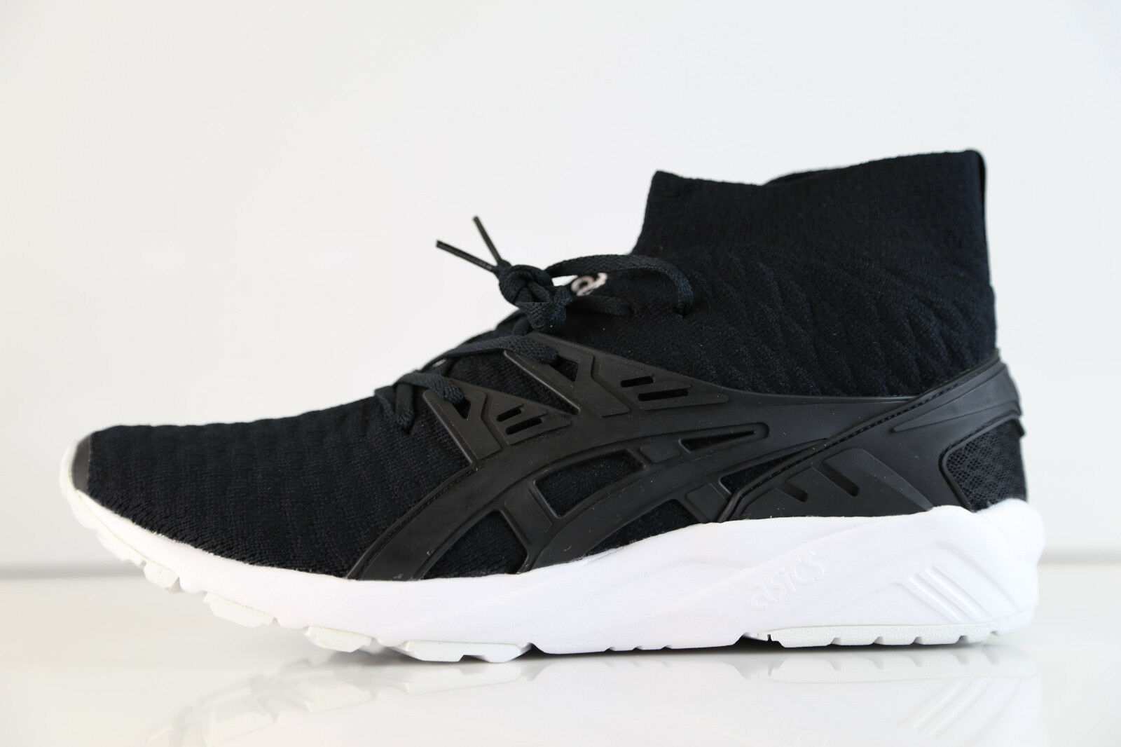 Asics Gel Kayano Trainer Knit MT Black H7P4N 9090 8-11.5 rf pk lyte