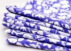 Indian Hand Made Print cotton fabric hand block printed fabric 44'' 2.5 yard