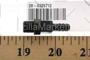 326712 NEW OMC Evinrude Johnson BRP OEM Nipple 0326712 NOS