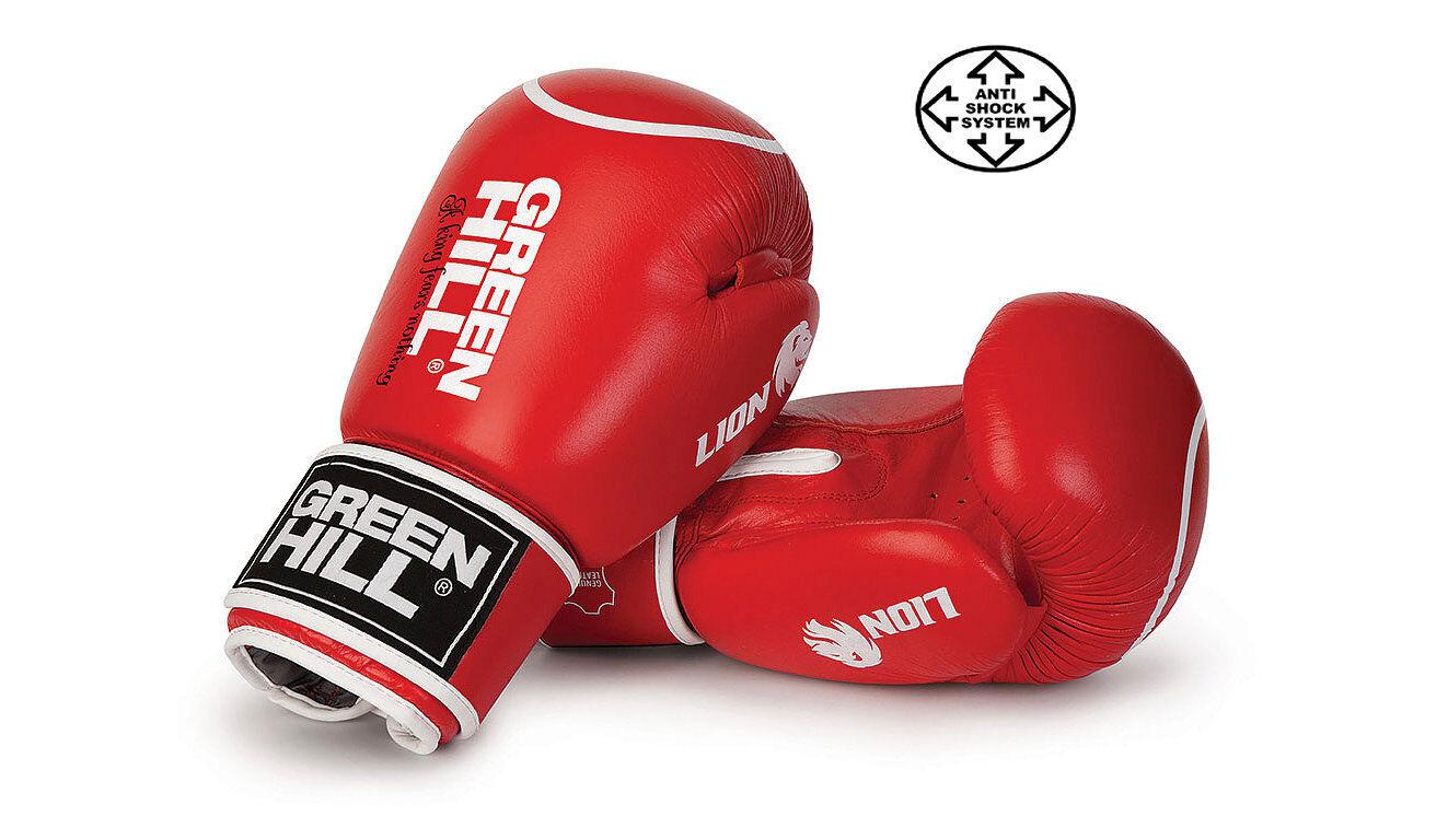 Grünhill Leder boxing gloves Lion training sparring sparring training punch bag 656281