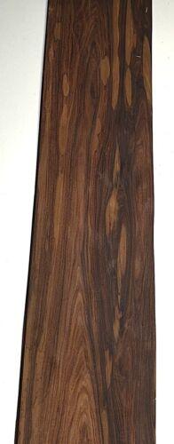 Santos Rosewood Veneer  128 cm by 28 cm 1665