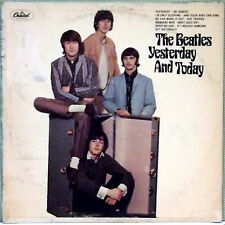 THE BEATLES ~ Yesterday And Today 1966 Rock LP Original US Mono Capital T-2553