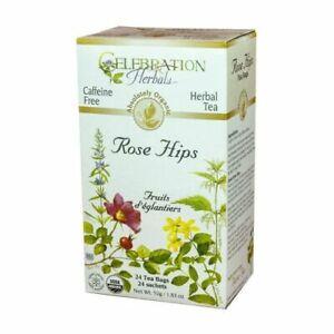 Organic-Rose-Hips-Tea-24-Bags-by-Celebration-Herbals