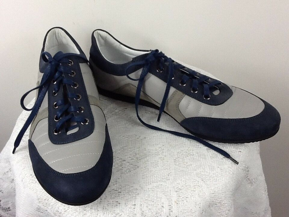 Conhpol Dynamic Men's Designer Leather Suede Athletic Casual shoes 41 US 8