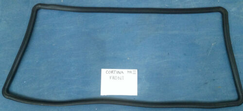 Ford Cortina MK2 Front Screen Rubber New Website Up And Running