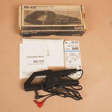 Fluke 80i 10 Dcac Multimeter Current Probe W Box Manual