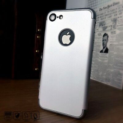 Apple Iphone 8 Case Spostamento Paraurti Protezione Schermo Bianco Spedizione Gratuita- Ineguale Nelle Prestazioni