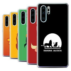Gel-TPU-Case-for-Huawei-P30-Pro-2019-Cartoon-African-Animals