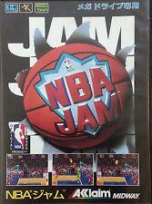 Brand New SEGA MEGA DRIVE (MD) NBA JAM (Japanese version) *US Seller