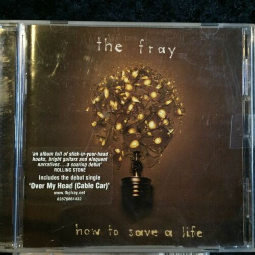 1 of 1 - The Fray - How to Save a Life
