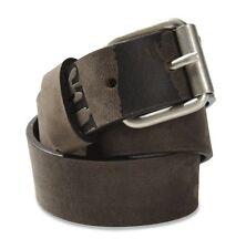 """Diesel Bintux Sz2 65/26 Mens Boys Brown Leather Belt BNWT 23"""" - 27"""" s m l Jeans"""