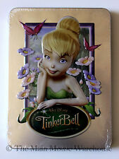 Disney TinkerBell Tinker Bell Movie on DVD in Real 3D Collectible Tin Packaging
