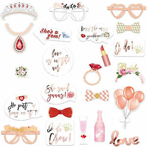 23PCS-Team-Bride-To-Be-Photo-Booth-Props-Hen-Night-Bachelorette-Party-Favor