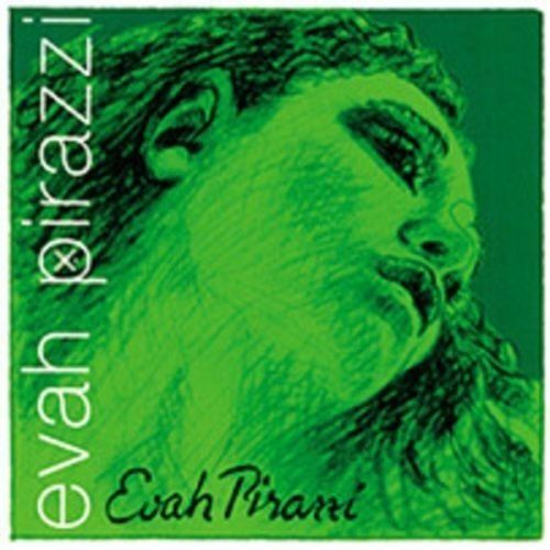 TWO Sets Evah Pirazzi Violin String 4 4 Medium Gauge E STEEL BALL