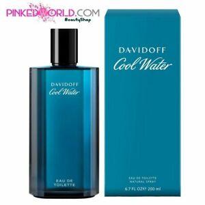 Davidoff-Cool-Water-125ml-Edt-Natural-Spray-PROFUMO-ORIGINALE-Senza-Scatola