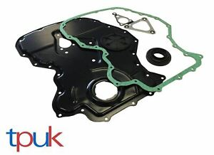 FORD-TRANSIT-2-4-TIMING-FRONT-COVER-KIT-CRANKSHAFT-SEAL-2-GASKETS-BRAND-NEW